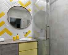 Żółty apartament