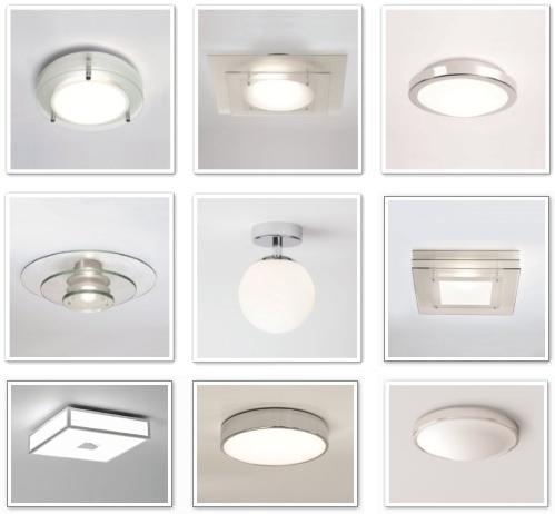 Oświetlenie Sufitowe W łazience Meble I Akcesoria