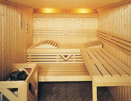 Sauna fińska, sucha