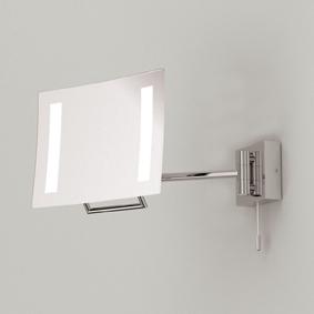 Aurora Technika Świetlna - Podświetlane lusterko powiększające trzykrotnie z wygodnym pojedynczym przegubem Arita