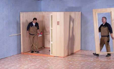 SmartSauna Klafs - sauna, kąpiel, podczerwień