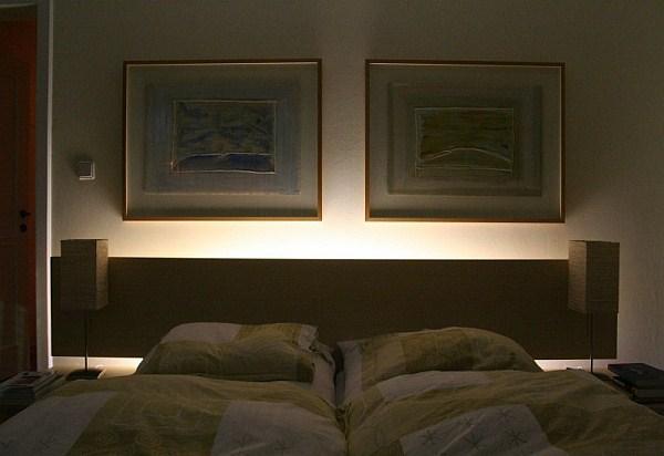 Soled - podświetlenie LED łóżka