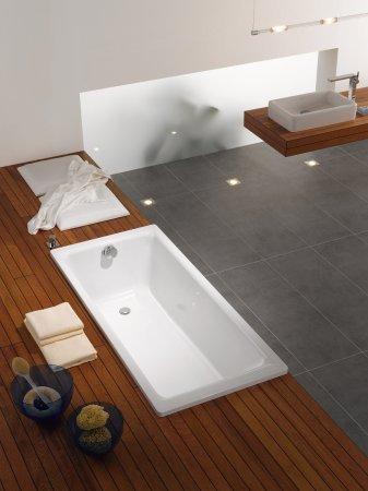 Kaldewei - łazienka w stylu ekologicznym