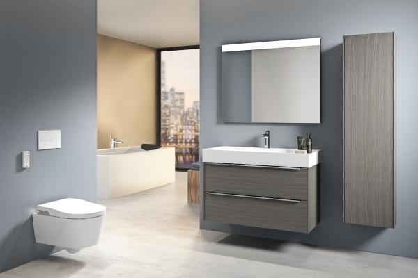 Inteligentna łazienka z toaletą myjącą In-Wash®...