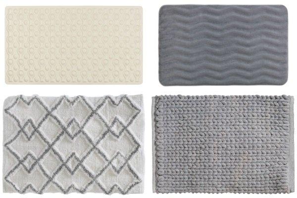 Jak wybrać modny i bezpieczny dywanik do łazienki?