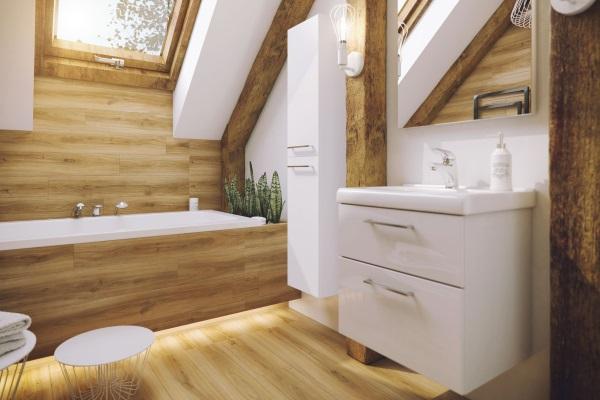 łazienki W Stylu Skandynawskim Boksy Defra Wszystko
