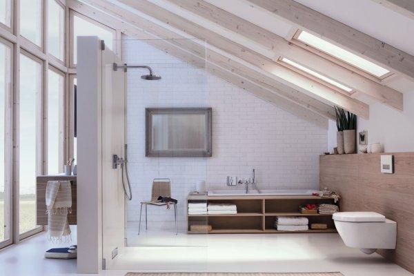 Nowoczesne Aranżacje łazienek Style W łazience Luxum