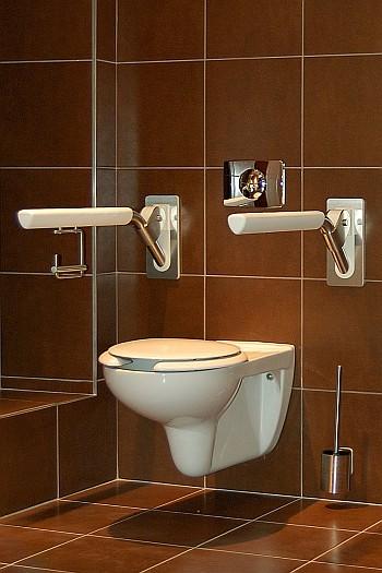 Lehnen - punkt wc dla osób starszych i niepełnosprawnych