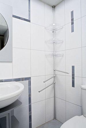 Adah - połka narożna w łazience