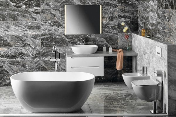 Okrągłe, prostokątne, z oświetleniem - jakie lustro do łazienki wybrać