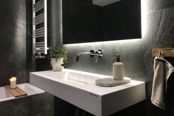 Kolekcja Cristalstone – dopasuj umywalkę do swoich potrzeb