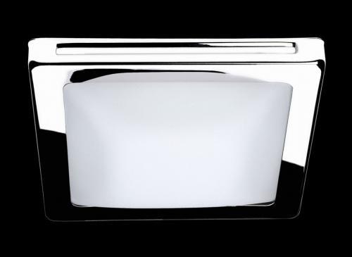 Fashion Light - PLAFON KWADRAT OZCAN 1400-1 SREBRO