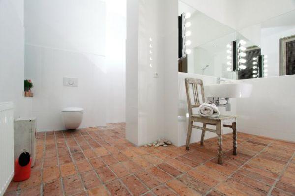 Podłoga W łazience Podłogi I ściany Wszystko O łazienkach