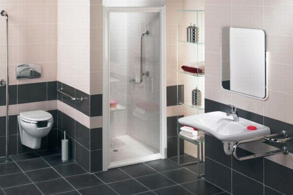 łazienka Dla Niepełnosprawnych łazienka Dla