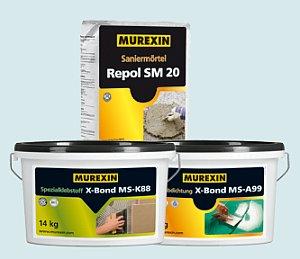Murexin - produkty do uszczelniania niecki i izolacji podpłytkowej