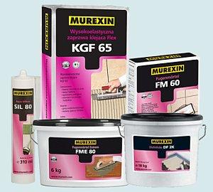 Murexin - produkty do klejenia i fugowania okładzin ceramicznych