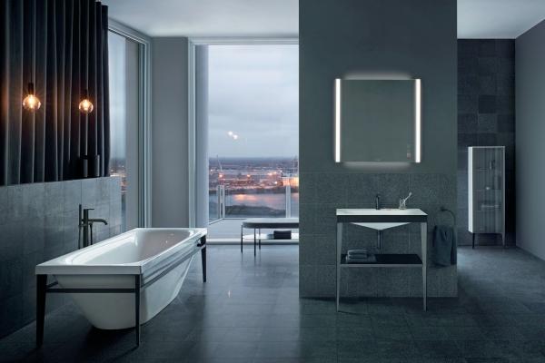 Łazienka w stylu loftowym – przegląd produktów do industrialnej łazienki