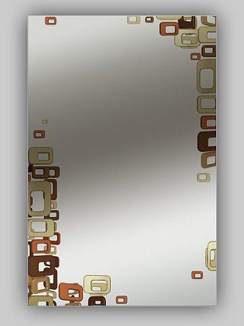 Wira - nowoczesne lustro łazienkowe