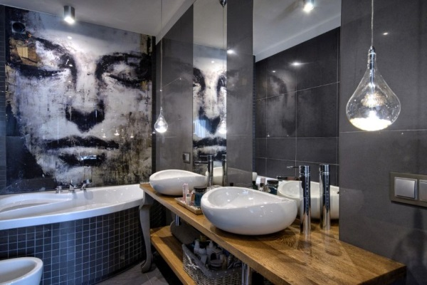 Co Na ściany W łazience Zamiast Płytek Podłogi I ściany