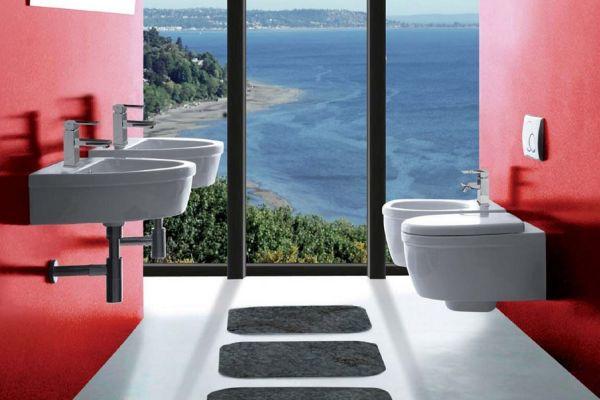 Wyposażenie łazienek prosto z Włoch