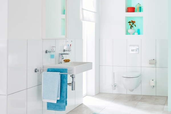 Jak urządzić toaletę i dobrze zagospodarować małą przestrzeń