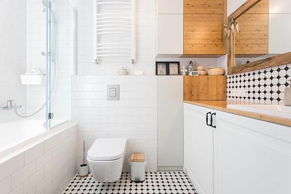 Wygodny prysznic, toaleta, umywalka - 7 zasad ergonomii w łazience
