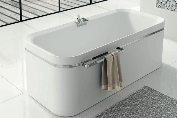 Wanna w łazience - jak urządzić strefę kąpielową