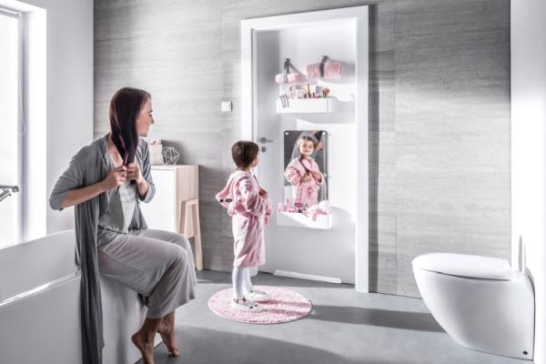 Masz małą łazienkę? Zobacz triki, które pomogą Ci ją lepiej urządzić!