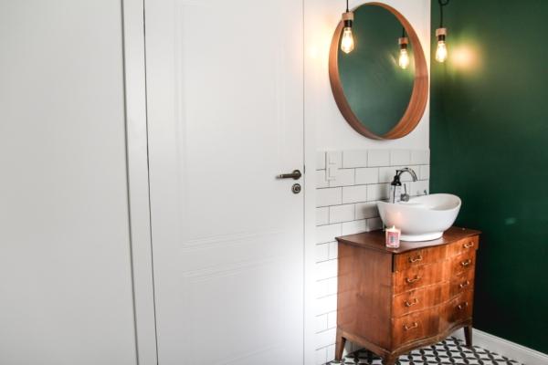 Idealne drzwi do łazienki