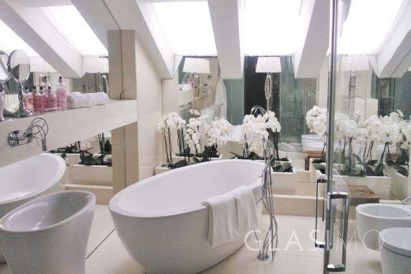 Szkło W łazience Boksy Colorimo Wszystko O łazienkach