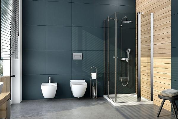 Kabiny prysznicowe kwadratowe