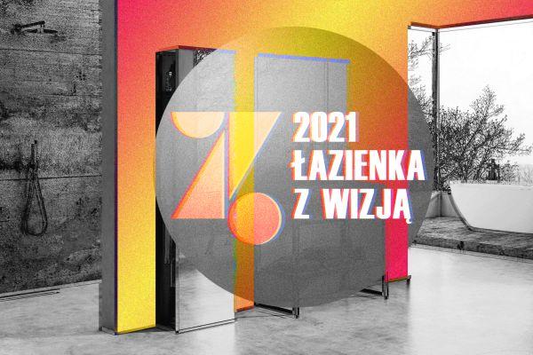 Łazienka z Wizją 2021 - wystartował konkurs Elity!