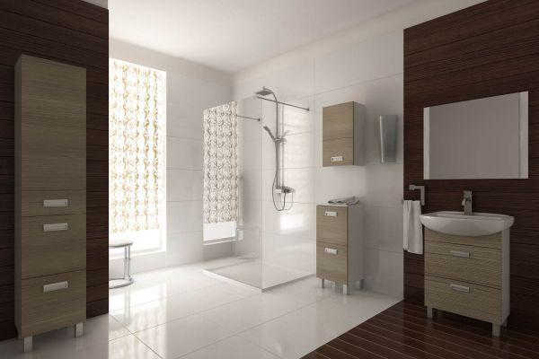 Bezpieczna strefa natryskowa dla seniora - łazienka dla niepełnosprawnych - :Armatura_Krakow ...