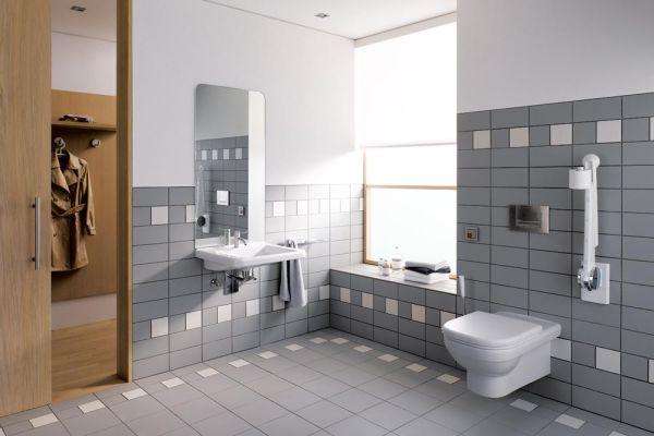Ceramika łazienkowa dla osób starszych i niepełnosprawnych