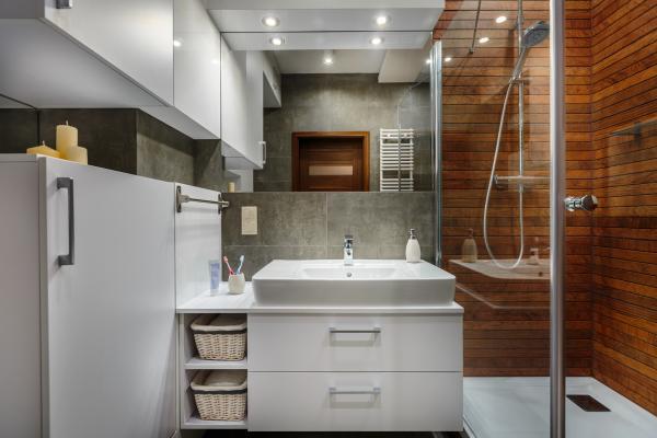 Aranżacja łazienki - krok po kroku