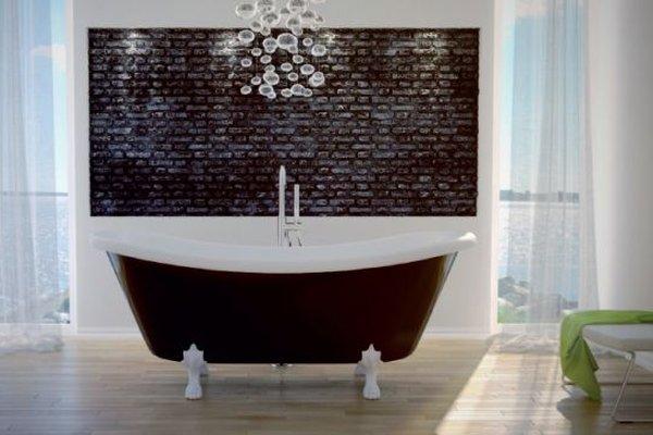 Modern glam w łazience