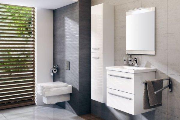 Montaż Mebli łazienkowych Podwieszanych Meble I Akcesoria