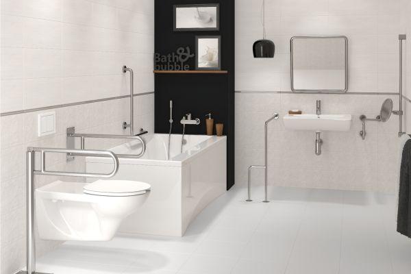 Zmiana na lepsze - łazienka dla seniora