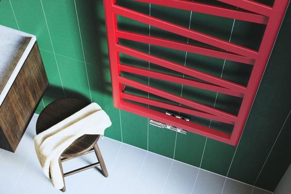 Najnowszy trend: grzejniki dekoracyjne w łazience