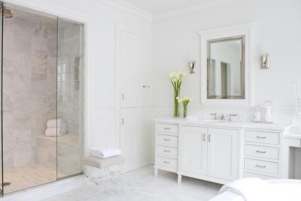 łazienka W Stylu Hampton Boksy Wszystko O łazienkach