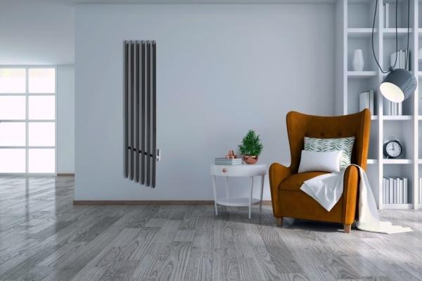 Design w mieszkaniu - jak go podkreślić za pomocą grzejnika