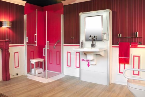 łazienka Dla Osób Starszych I Niepełnosprawnych