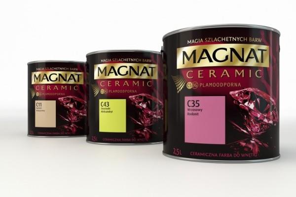 Farba odporna na plamy - MAGNAT CERAMIC