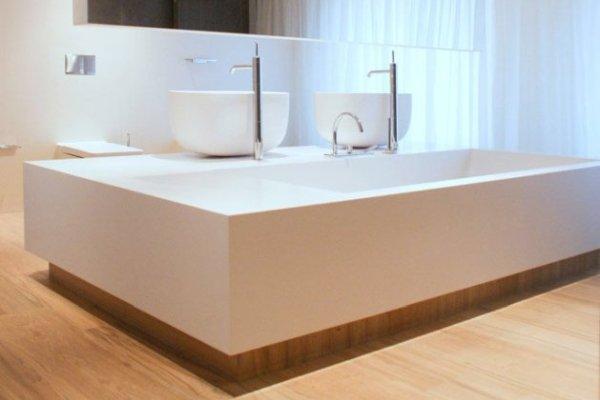 Łazienka pełna nowoczesnych możliwości