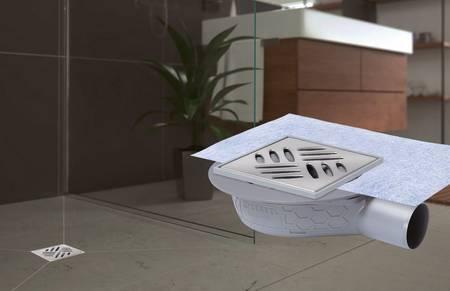 Der Ultraflache 54 KESSEL - wpust o najniższej zabudowie na rynku