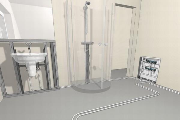 Ogrzewanie podłogowe - wodne, elektryczne czy powietrzne?