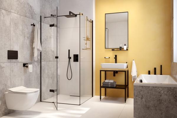 Konsola łazienkowa – więcej niż szafka pod umywalkę