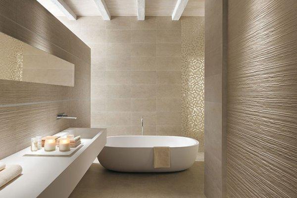 Nowoczesne łazienki 100 Procent Indywidualizmu Okładziny Gresowe