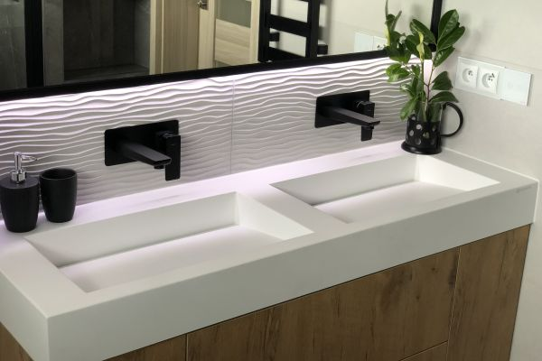 Pomysły na stylową aranżację łazienki