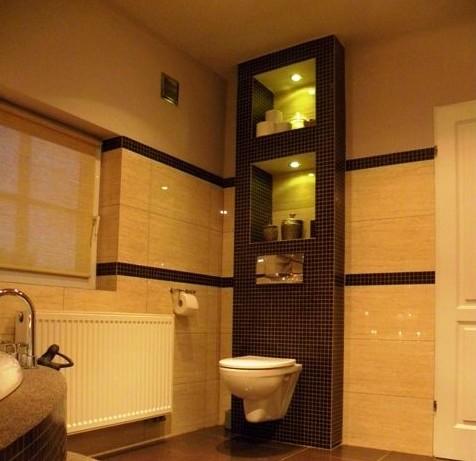 Z czego zrobić meble do łazienki